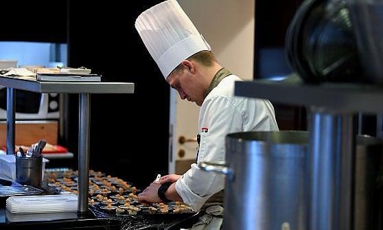 """Quel gran genio dello chef: """"Un cervello più sviluppato, come scacchisti e musicisti"""""""