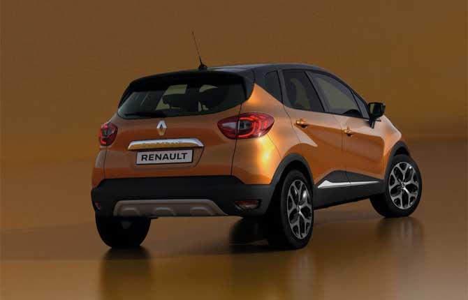 Nuovo Renault Captur, l'evoluzione del bestseller