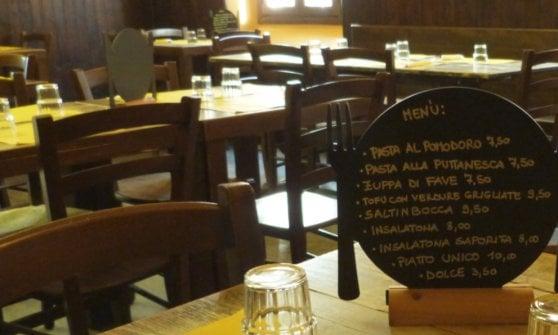 Bologna, l'osteria che ama la birra. E i clienti speciali