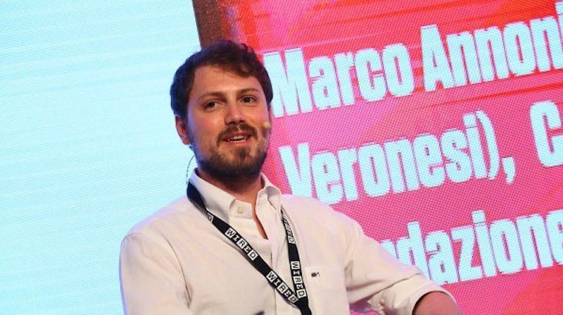 Marco Annoni, Fondazione Umberto Veronesi
