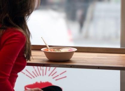 Solo quinoa e tutto automatico: ecco il fast food più veloce del mondo