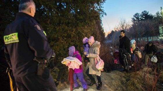 Migranti in Usa: Trump vorrebbe separare i figli dalle madri che entrano clandestinamente