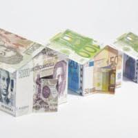 L'effetto dell'euro sui mutui: costi molto più bassi di quando c'era la lira