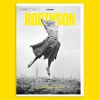 Su Robinson, la natura della felicità