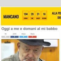 """Renzi - Grillo: da """"cucciolo di alien"""" a """"torna umano"""" la lite è un botta e risposta via blog"""