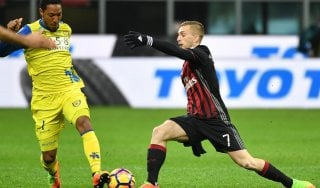 Le pagelle di Milan-Chievo: Deulofeu convince, male Cesar