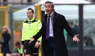 """Fiorentina, Paulo Sousa: """"Futuro? Penso solo al campo"""""""