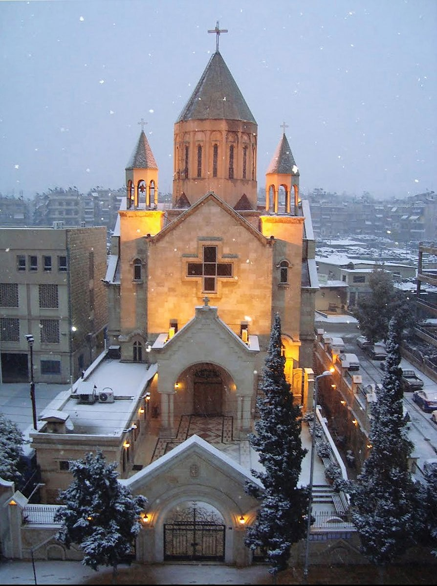 Le chiese armene che hanno vinto la sfida del tempo