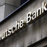 Deutsche Bank, tonfo a Francoforte dopo l'ok all'aumento