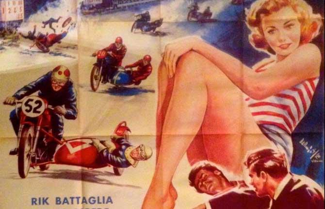 """Con il film """"I fidanzati della morte"""" torna la storica epopea della moto"""