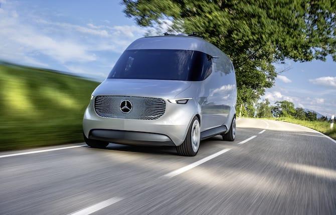 L'anno record di Mercedes-Benz Vans. Modelli e nuovi servizi