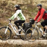 Un traghetto per le bici tra la Danimarca e la Svezia