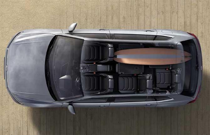 Volkswagen Tiguan Allspace, spazio ai Suv