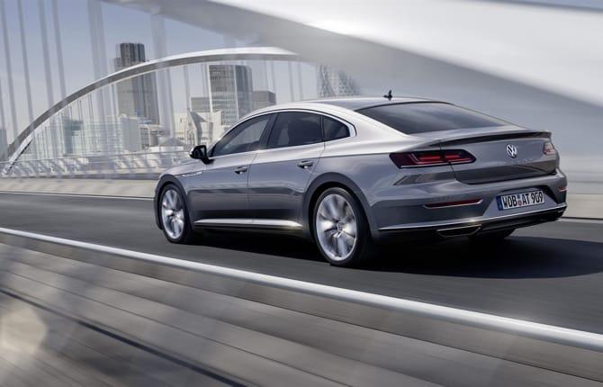 Volkswagen Arteon, la GT che mancava