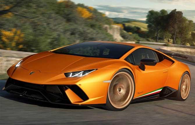 Huracán Performante, Lamborghini stupisce ancora