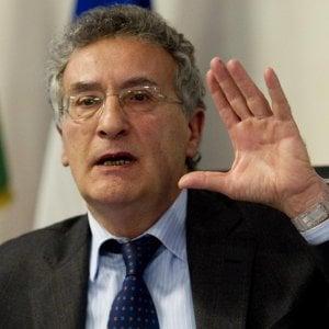 """Franco Roberti: """"Droga, armi, estorsioni, a Foggia è vera mafia ma nessuno denuncia"""""""