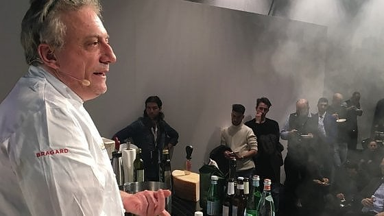 """Davide Scabin: un po' barman, un po' scienziato: """"Ecco la cucina del futuro"""""""