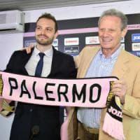 Palermo, Baccaglini si presenta: