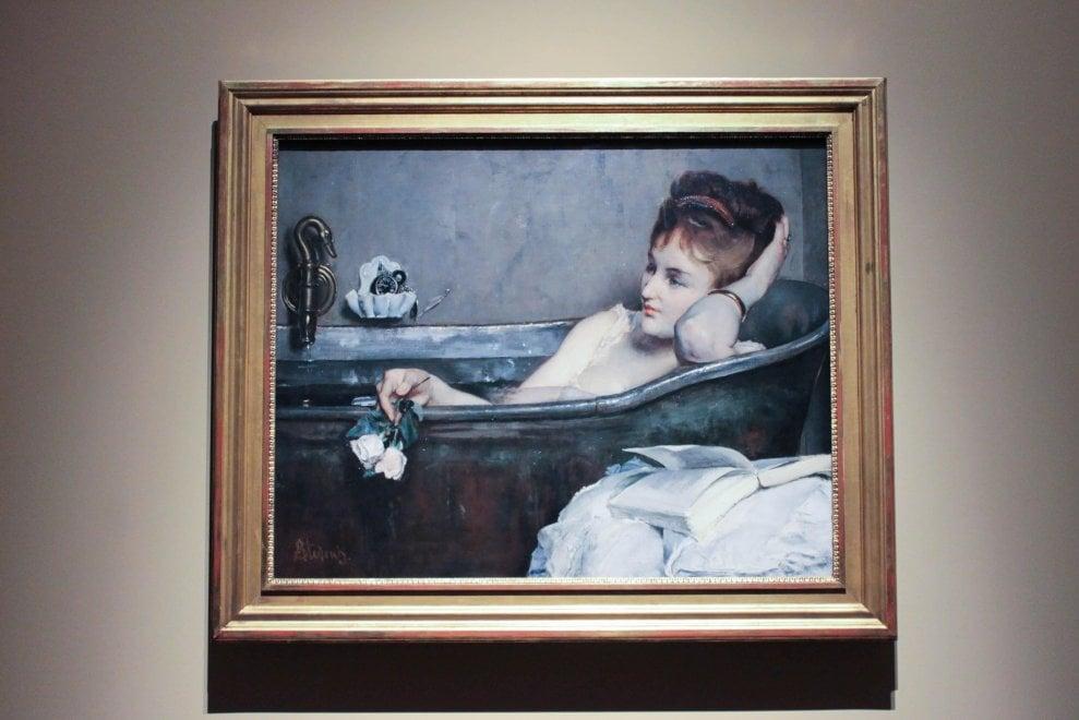 Milano, Manet a Palazzo Reale. L'allestimento