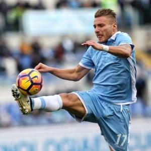 """Lazio, Immobile nell'Olimpo dei grandi: """"Non poniamoci limiti"""""""