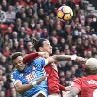 Manchester United, stangata su Ibrahimovic: tre turni di stop, salterà anche il Chelsea