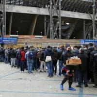 Napoli-Real Madrid, l'attesa e la partita: il film