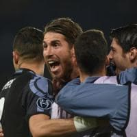 Real Madrid, Sergio Ramos: l'uomo delle notti che contano