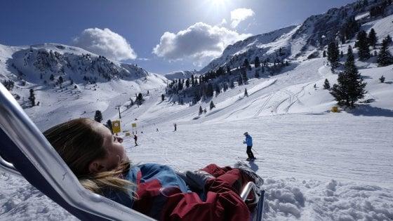 Un giorno gratis sulla neve  della Val di Fiemme