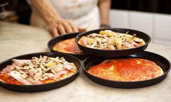 Le pizze sono tante, ma se sei un vero torinese ami soprattutto quella al padellino