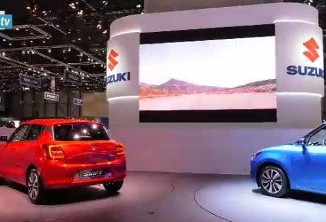 Nuova Suzuki Swift, la terza generazione debutta a Ginevra