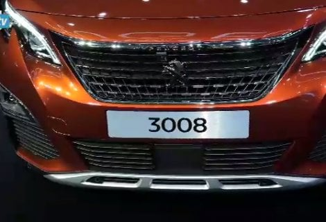 "Peugeot 3008, debutto a Ginevra e il titolo di ""Car of the Year"""