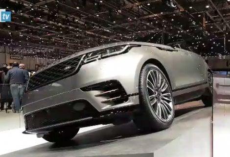 Velar, la nuova Range Rover. I segreti del modello