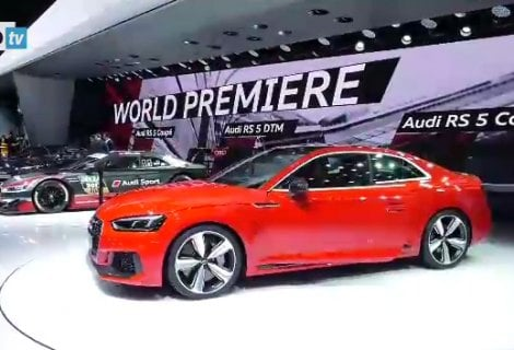 Audi RS 5 e le altre sportive