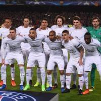 Champions, Barcellona-Psg: il fotoracconto della partita