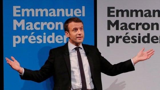 Macron supera Le Pen nei sondaggi: è la prima volta