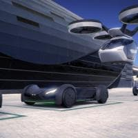 Addio al traffico, Airbus e Italdesign lanciano l'auto che vola