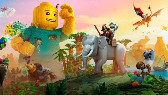 Lego sfida Minecraft: arriva il videogame con i mattoncini. In multiplayer