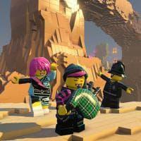 Ecco Lego Worlds