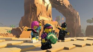 E ora la Lego ha deciso di sfidare Minecraft   foto