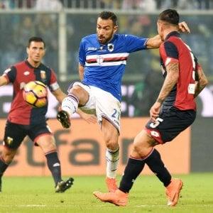 """Sampdoria, Quagliarella verso il derby: """"Gara che resetta tutto, sarà battaglia"""""""