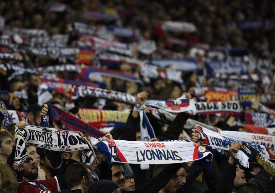 Lione-Roma, il film della partita