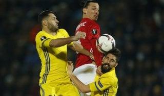 Europa League: il Rostov ferma Mourinho, pari nel derby tedesco