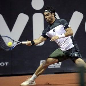 Tennis, Indian Wells: Fognini al secondo turno, russo Kravchuk battuto in rimonta