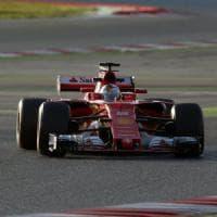 F1, Ferrari super nelle prove di Montmelò