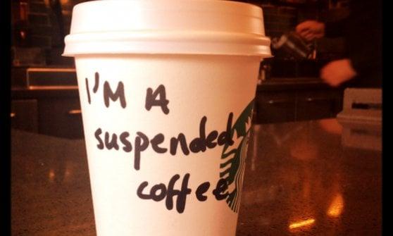 Il caffè sospeso e i suoi fratelli, quando la solidarietà diventa business