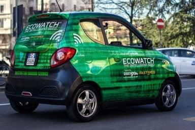 Idea Sharengo: misurare l'inquinamento con il car-sharing