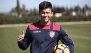 Cagliari, ecco Kwang Song Han: è il primo nordcoreano nel nostro calcio