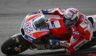 MotoGp, test Losail: Dovizioso mette tutti in fila, indietro Rossi e Marquez