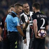 Juventus-Milan, rabbia rossonera dopo il ko: spogliatoio dello Stadium devastato e scudetti divelti