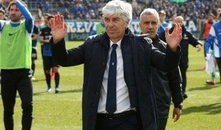 """Atalanta, Gasperini punta l'Inter: """"Non guardiamo troppo avanti, l'Europa passa da San Siro"""""""